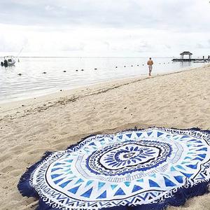 Handduk blue summer