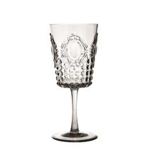 "Lyxigt vinglas ""elegant"" i plast"