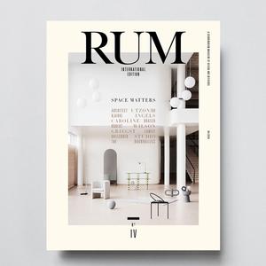Magasin Rum international no 4