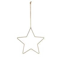 Hänge wire star - Madam stoltz