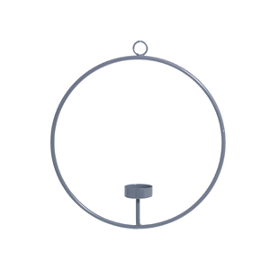 Hängande ljusring Gullabo mini (mörkgrå) - Storefactory