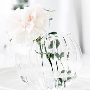 Vas Blomstermåla rand (liten) - Storefactory