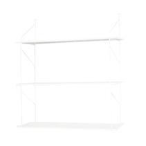 Hylla Halltorp vit (stor) - Storefactory