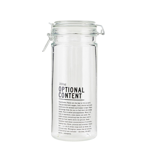 Förvaringsburk Optional content 1300 ml -  House doctor