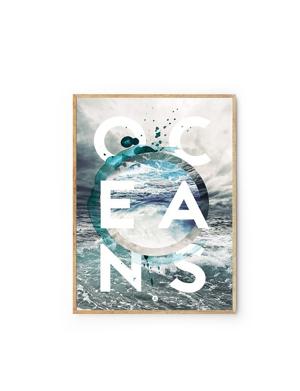 Poster OCEAN (50x70cm)