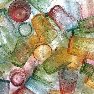 Glas på fot Mediterranean