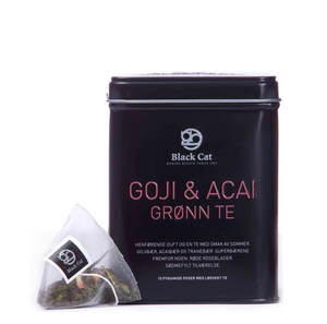 Te Goji Acai från Black Cat