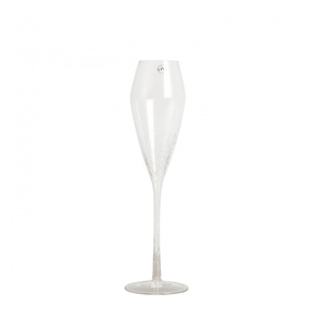 Champagneglas (bubbles), On interiör