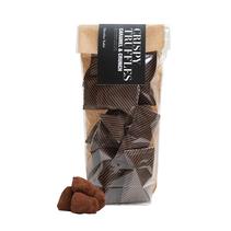 Choklad tryffel med karamell och crunch - Nicolas Vahe